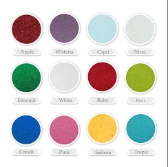 Birthstone Artist Sand Color Collection