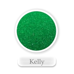 Kelly Colored Sand