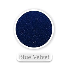 Blue Velvet Colored Sand