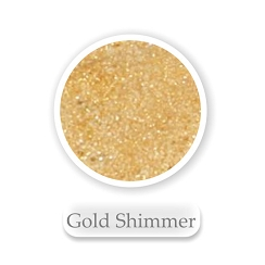 Gold Shimmer Colored Sand
