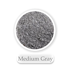 Medium Gray Colored Sand