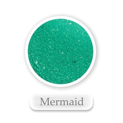 Mermaid Colored Sand