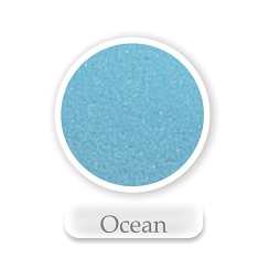 Ocean Colored Sand