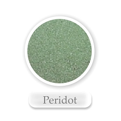 Peridot Colored Sand