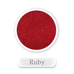 Ruby Colored Sand