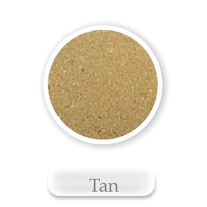 Tan Colored Sand