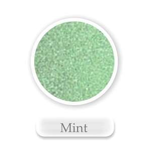 Mint Green Colored Sand