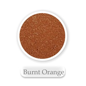 Burnt Orange Colored Sand