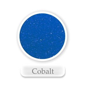 Cobalt Colored Sand