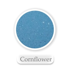 Cornflower Colored Sand