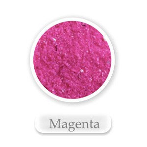 Magenta Colored Sand
