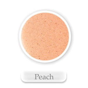 Peach Colored Sand