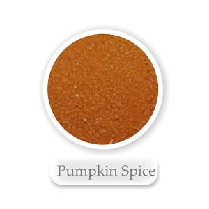 Pumpkin Spice Colored Sand