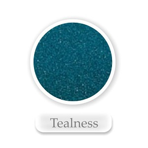 Teal Colored Sand